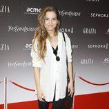 Ana Fernández en una noche de moda y belleza