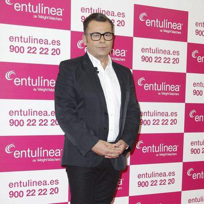 Jorge Javier Vázquez en un acto promocional de 'En tu línea'