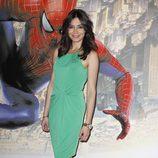 Marta Fernández en el estreno de 'The Amazing Spider-Man 2' en Madrid