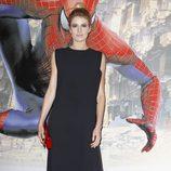Adriana Abenia en el estreno de 'The Amazing Spider-Man 2' en Madrid