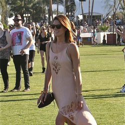 Ashley Greene en el festival de música Coachella 2014