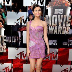 Victoria Justice en los MTV Movie Awards 2014