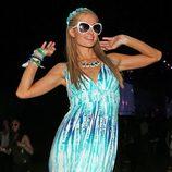 Paris Hilton en el Festival Coachella 2014