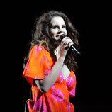 Lana del Rey en el Festival Coachella 2014