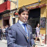 Fran Rivera en la Semana Santa de Sevilla 2014