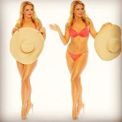 Melissa Joan Hart luce cuerpazo en bikini