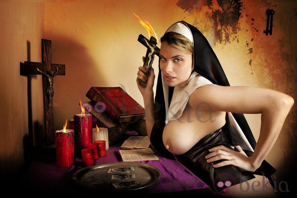 María Lapiedra, la monja más rebelde del convento