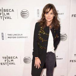 Katie Holmes en el Festival de Cine Tribeca 2014 en Nueva York