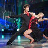 Miguel Abellán bailando en la gala final de '¡Mira quién baila!'