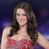 María Jesús Ruiz posando para 'Dancing With The Stars'