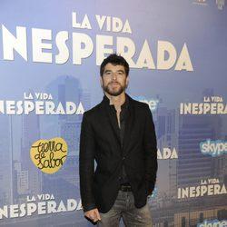 Alfonso Bassave en el estreno de 'La vida inesperada'