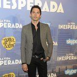 Paco León en el estreno de 'La vida inesperada'