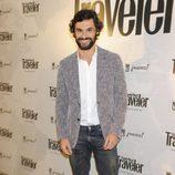 Iván Sánchez en los Premios Conde Nast Traveler 2014
