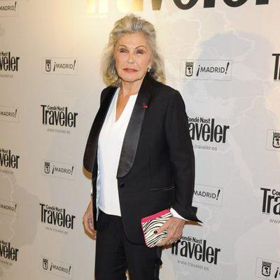 Beatriz de Orleans en los Premios Conde Nast Traveler 2014