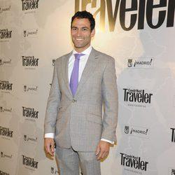 Darío Barrio en los Premios Conde Nast Traveler 2014