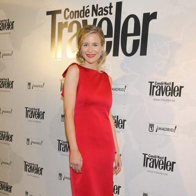 María León en los Premios Conde Nast Traveler 2014