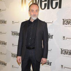Gonzalo de Castro en los Premios Conde Nast Traveler 2014