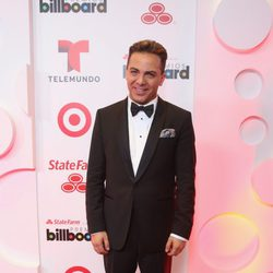 Cristian Castro en los Billboard Latinos 2014