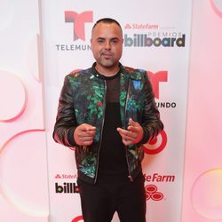 Juan Magan en los Billboard Latinos 2014