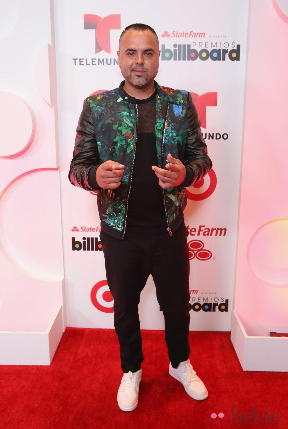 Juan Magan en los Billboard Latinos 2014