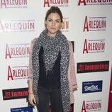 Amaia Salamanca en el estreno de 'Una historia de amor y miedo'