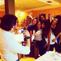 Sara Carbonero, amelia Bono, Patricia Pérez y más amigas de cena en Madrid