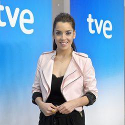 Última aparición de Ruth Lorenzo antes de viajar a Copenhague para Eurovisión 2014