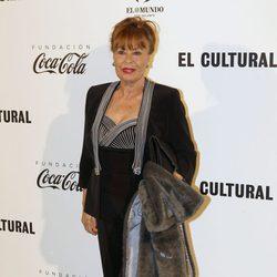 Gemma Cuervo en la entrega del Premio Valle-Inclán de Teatro 2014