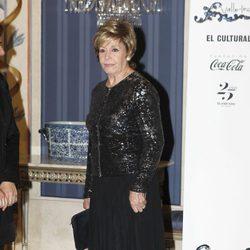 Laura Valenzuela en la entrega del Premio Valle-Inclán de Teatro 2014