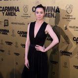 Dafne Fernández en el estreno de 'Carmina y amén' en Madrid