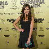 Hiba Abouk en el estreno de 'Carmina y amén' en Madrid