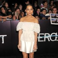 Zoë Kravitz en el estreno de 'Divergente' en Los Angeles