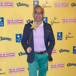 Joaquín Torres en el estreno de la película 'No se aceptan devoluciones'