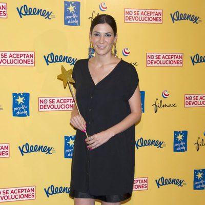 Cecilia Gessa en el estreno de la película 'No se aceptan devoluciones'
