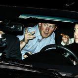 El Príncipe Harry de Inglaterra en Memphis para asistir a la boda de Guy Pelly y Lizzy Wilson