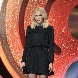 Gwen Stefani en la ceremonia de los iHeartRadio Music Awards 2014