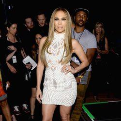 Jennifer Lopez los iHeartRadio Music Awards 2014