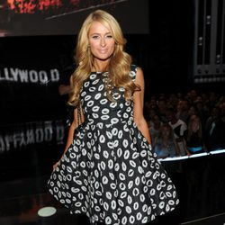 Paris Hilton en los iHeartRadio Music Awards 2014