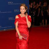 Diane Lane en la Cena de Corresponsales de la Casa Blanca 2014