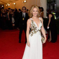 Kylie Minogue en la Gala MET 2014