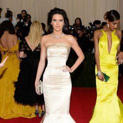 Kendall Jenner en la Gala MET 2014