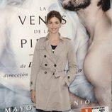 Manuela Velasco en el estreno de 'La venus de las pieles'