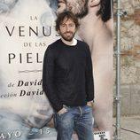 Daniel Sánchez Arévalo en el estreno de 'La venus de las pieles'