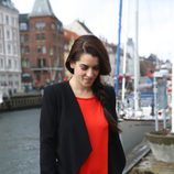Ruth Lorenzo, preparada para su actuación en Eurovisión 2014
