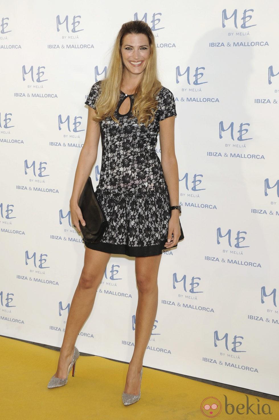 Laura Sánchez en un evento celebrado en el Hotel Me Madrid