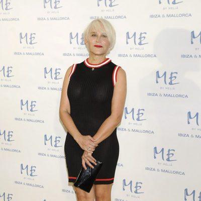 Antonia San Juan en un evento celebrado en el Hotel Me Madrid