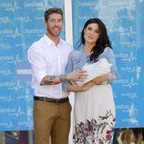 Sergio Ramos y Pilar Rubio presentan a su hijo Sergio