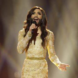 Conchita Wurst, ganadora del Festival de Eurovisión 2014