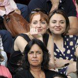 Cristina Castaño en la final del Madrid Open 2014