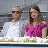 Mar Flores y Javier Merino en la final del Madrid Open 2014